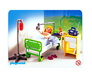 Playmobil jouets boutique officielle france playmobil for Fauteuil chambre hopital