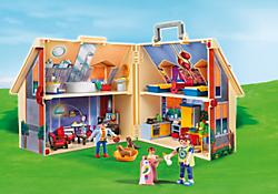 doll house la maison de ville playmobil france. Black Bedroom Furniture Sets. Home Design Ideas