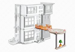 l h pital p diatrique playmobil france. Black Bedroom Furniture Sets. Home Design Ideas