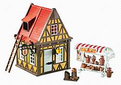 ritterburg ritter playmobil playmobil deutschland. Black Bedroom Furniture Sets. Home Design Ideas