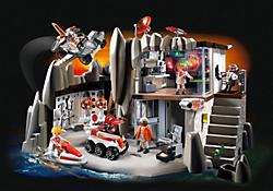 Dark Rangers' Headquarters