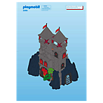 univers playmo up afficher le sujet notice 3269 chateau dragon rouge. Black Bedroom Furniture Sets. Home Design Ideas