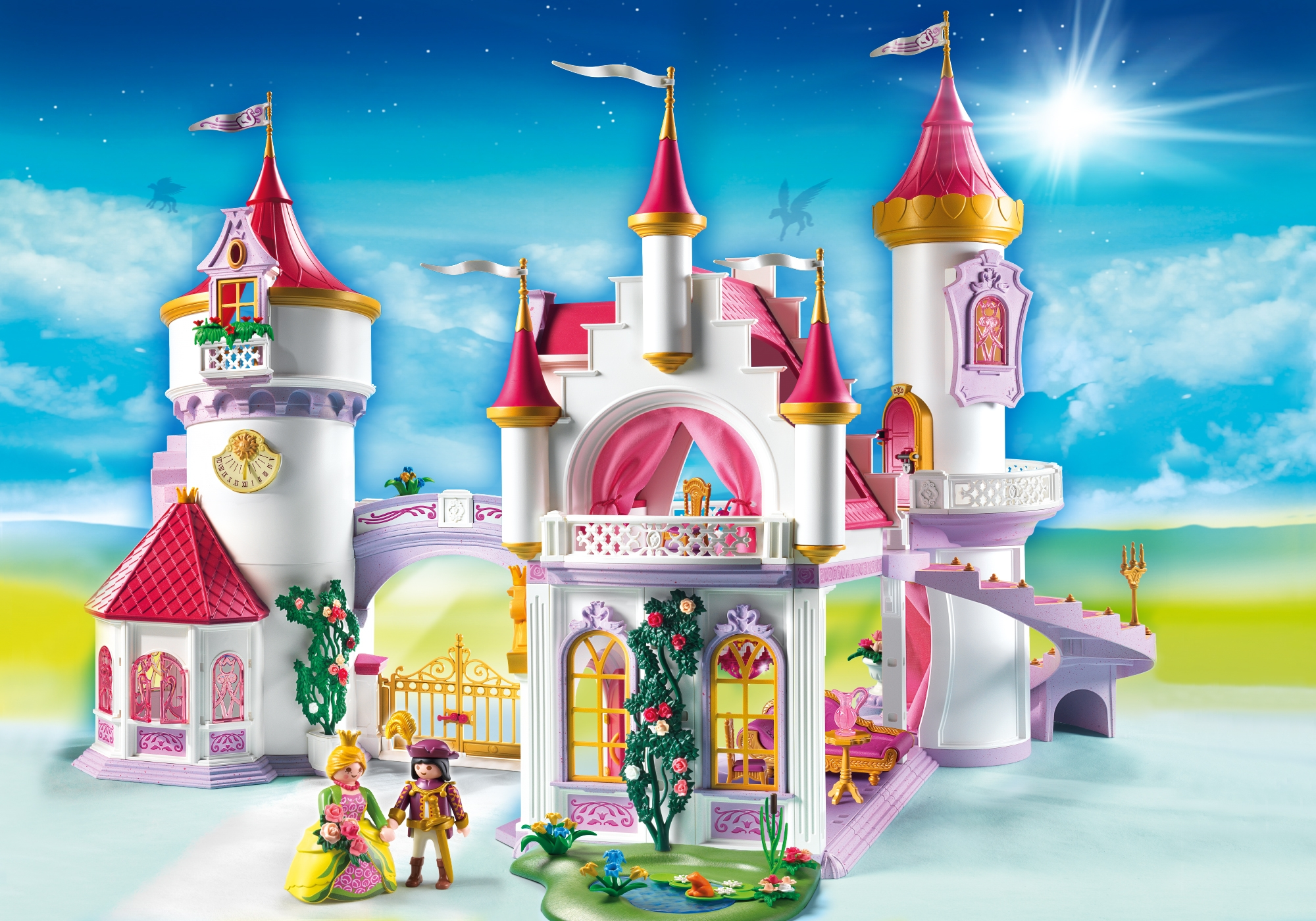 Princess Fantasy Castle